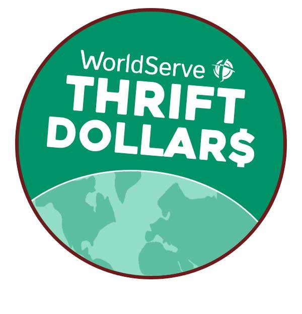 WorldServe Thrift Dollars!